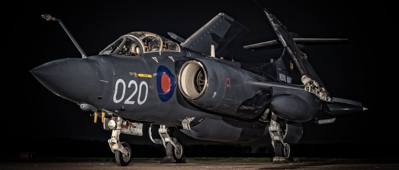 Photo Shoot Buccaneers At Night